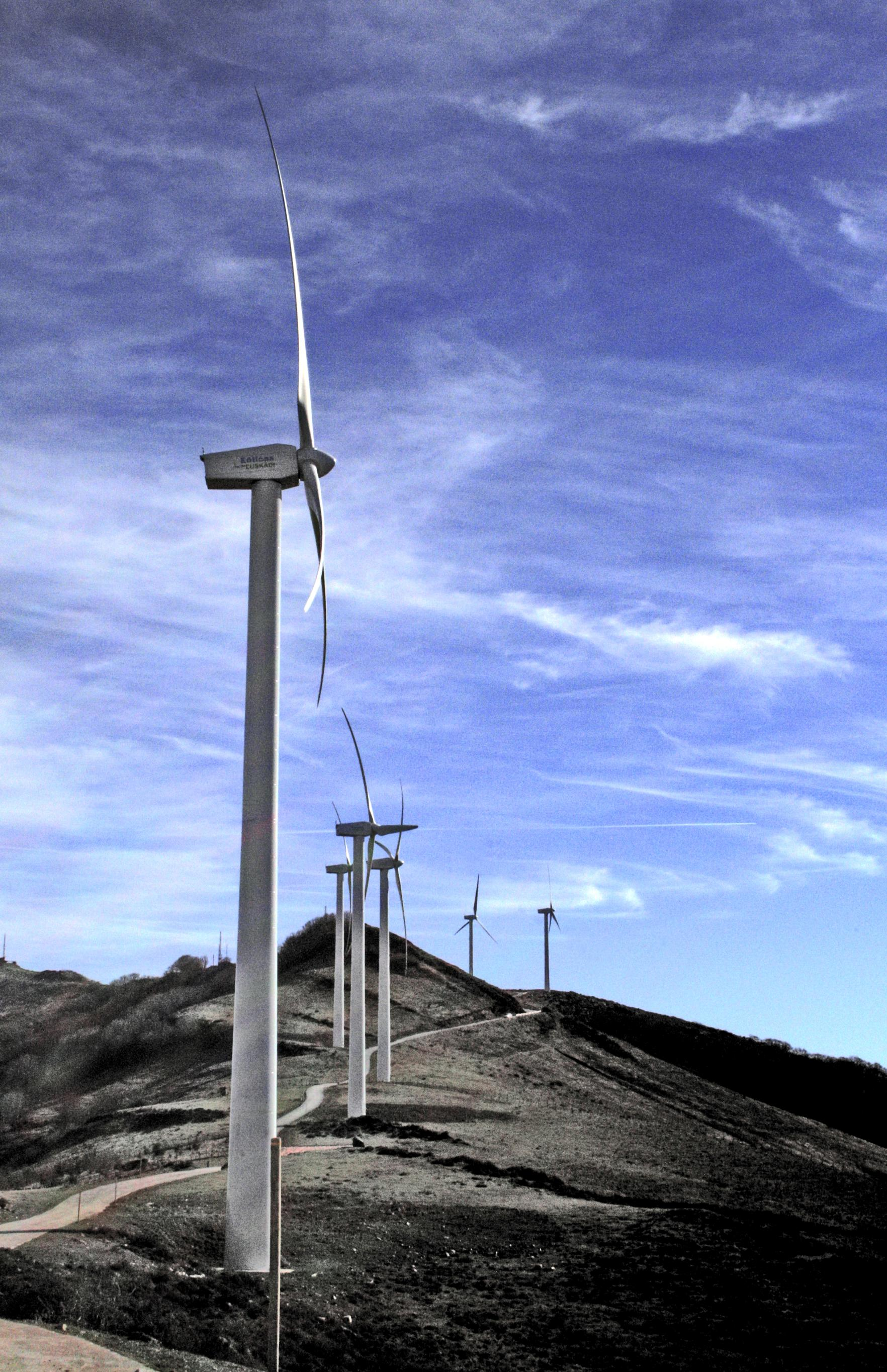 Eólica: aerogeneradores cada vez mayores