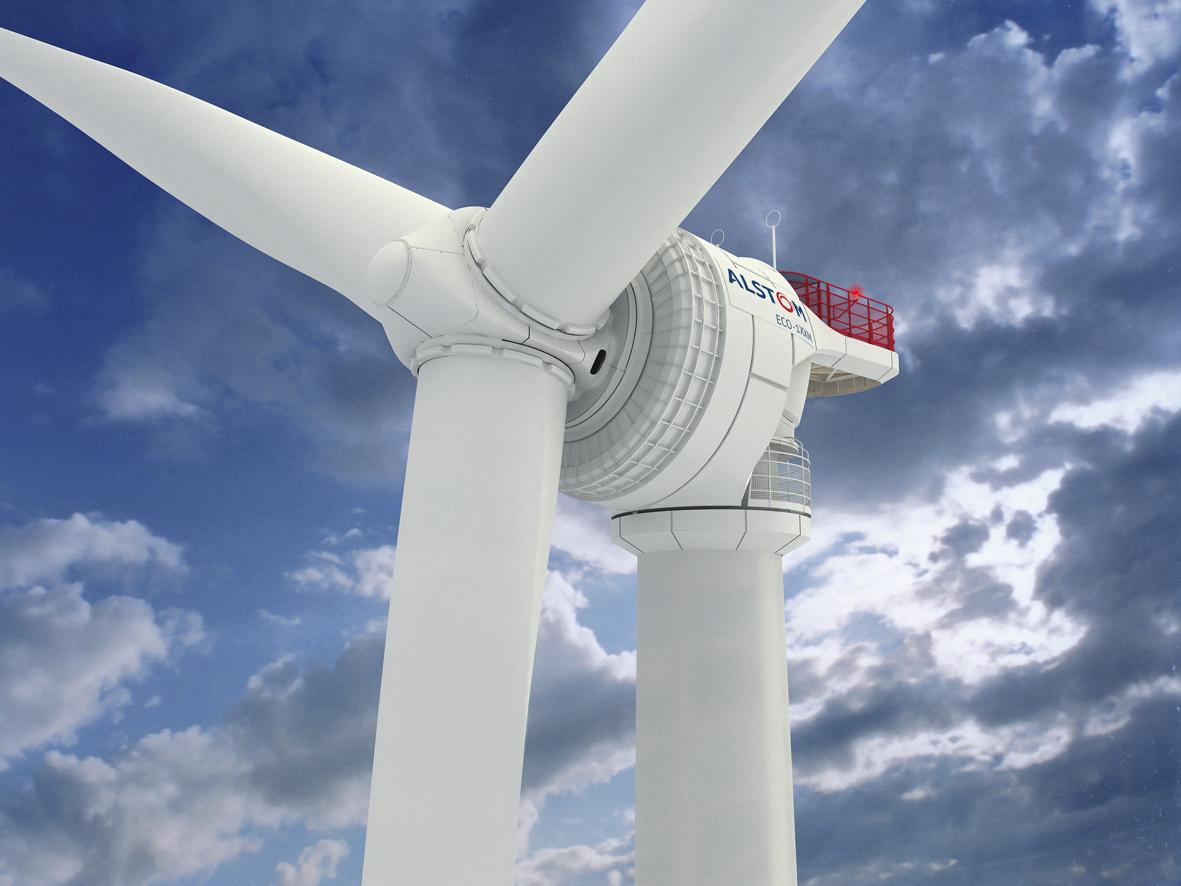 Alstom entra en la eólica de Canadá con la venta de 138 aerogeneradores y 414 MW