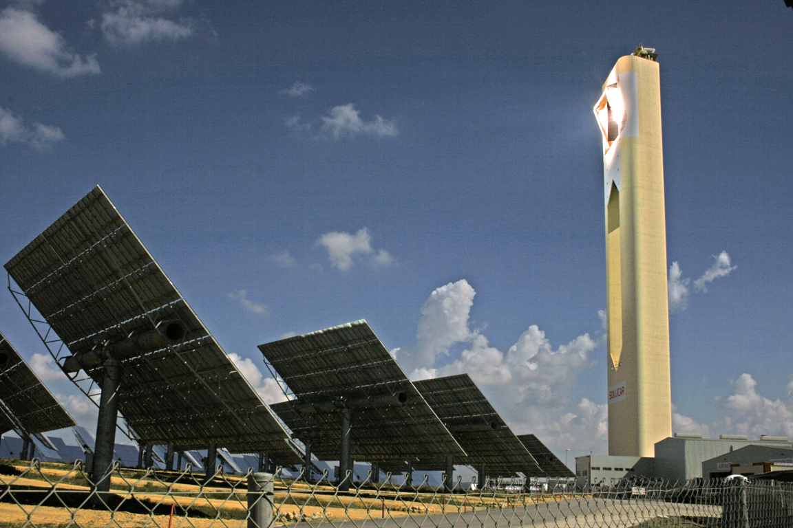 termosolar torre