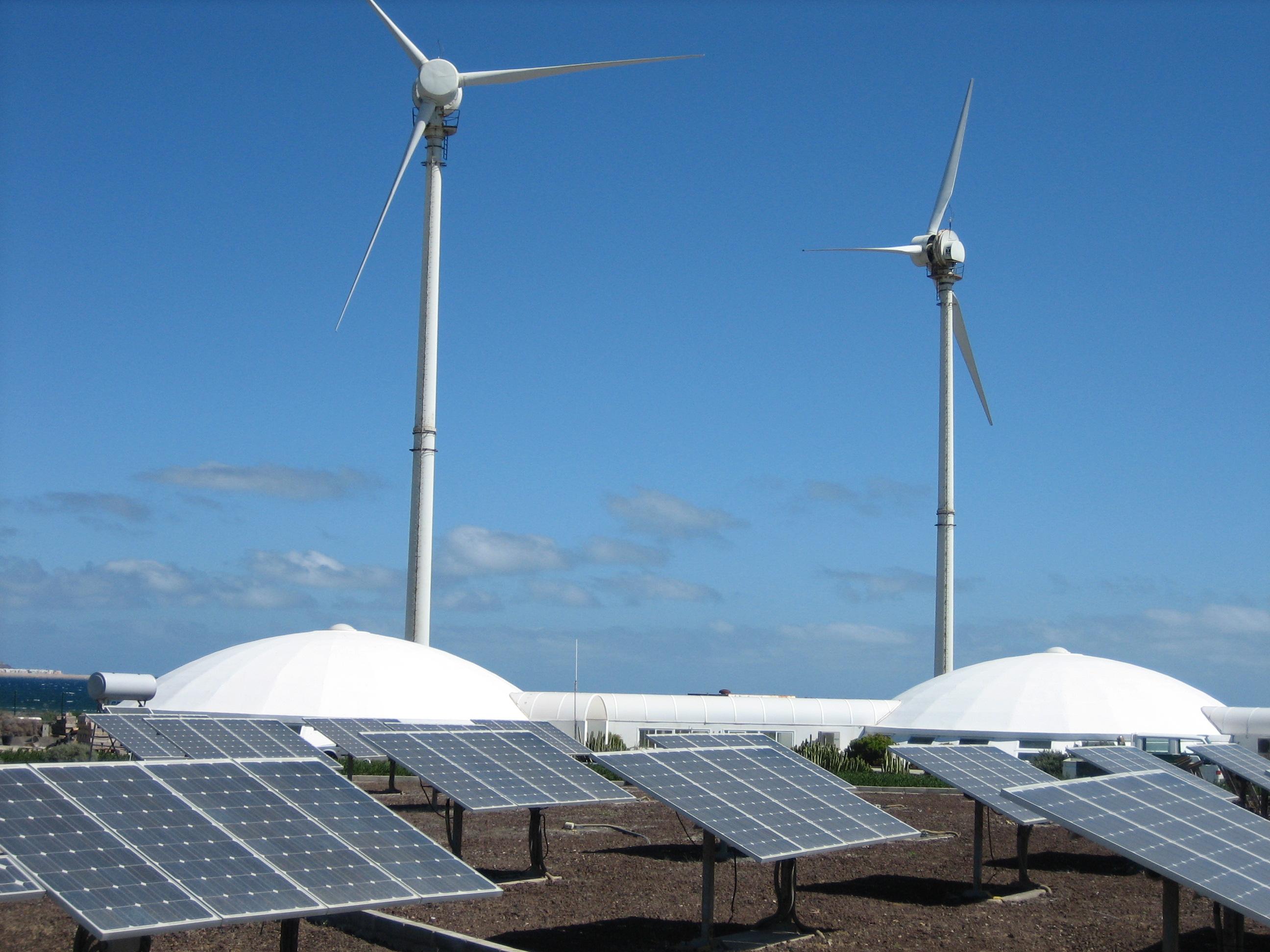 Energ as renovables en latinoam rica y el caribe reve - Fotos energias renovables ...
