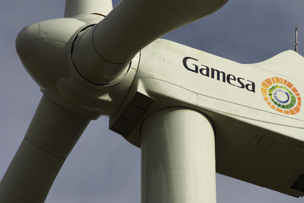 Gamesa eólica duplicó sus beneficios en 2014