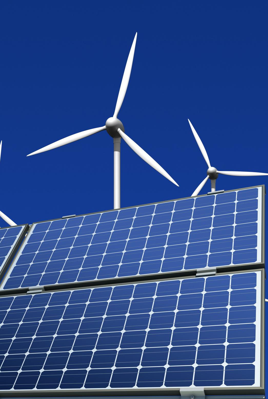 Los beneficios de las energías renovables