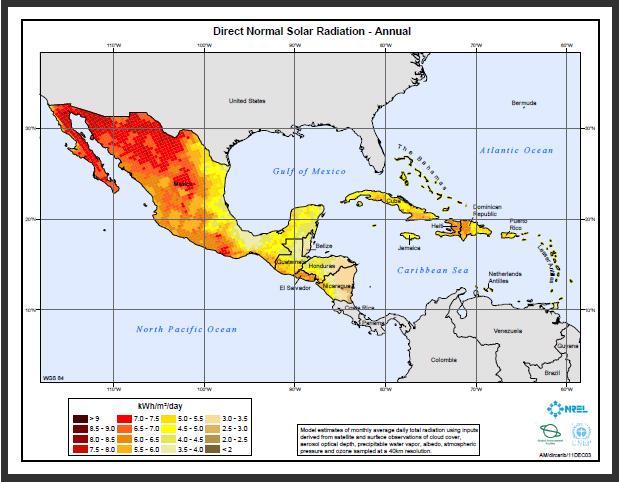 México apuesta por mayor uso de energía solar