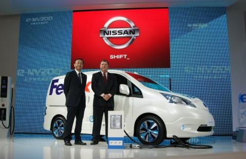 Nissan pide al Gobierno una estrategia sobre el vehículo eléctrico