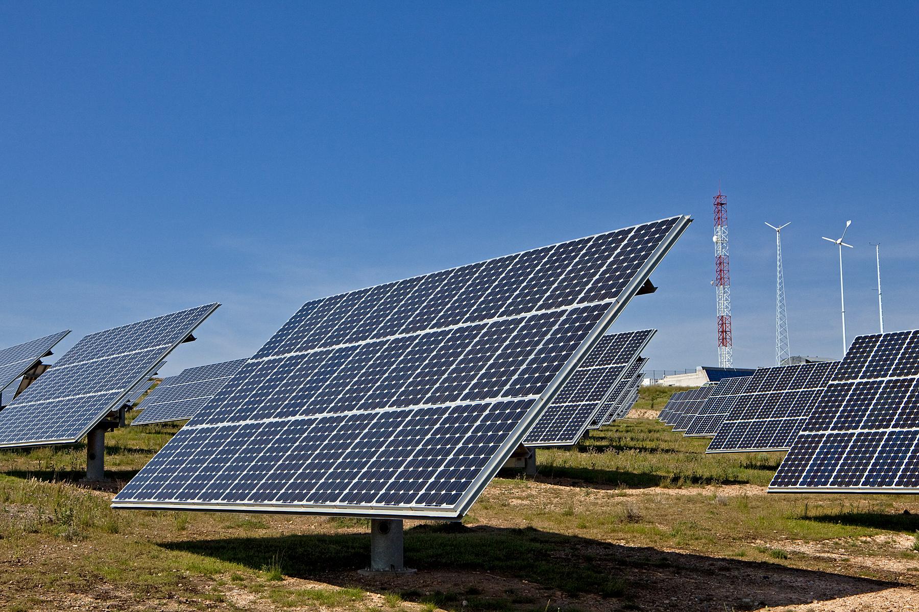 Acciona analiza el almacenamiento de energías renovables