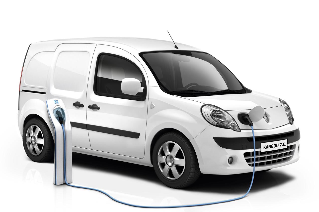 El vehículo eléctrico Renault kangoo cumple un año