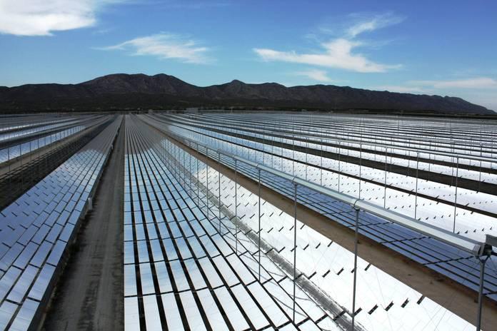OHL Industrial contecta a la red en Murcia una termosolar de 30 MW