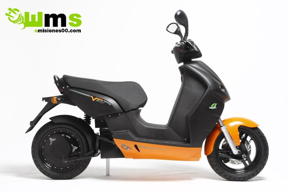 Vehículo eléctrico: Por primera vez una moto eléctrica se sitúa en el Top Ten de las motos más vendidas en España