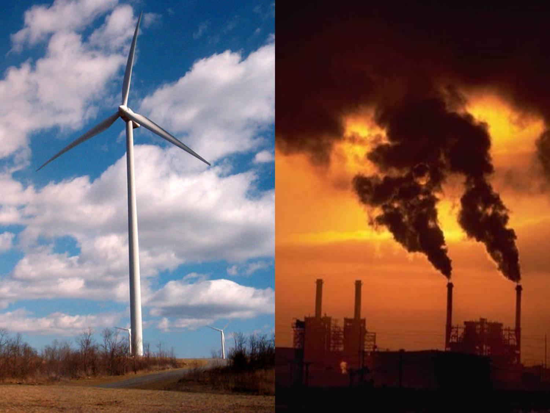 WWF pide más energías renovables y menos CO2