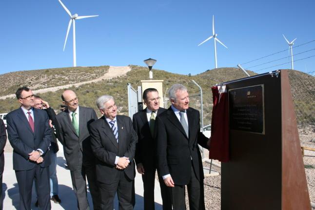 Eólica: Jumilla estrena parque eólico de Iberdrola con aerogeneradores de Gamesa