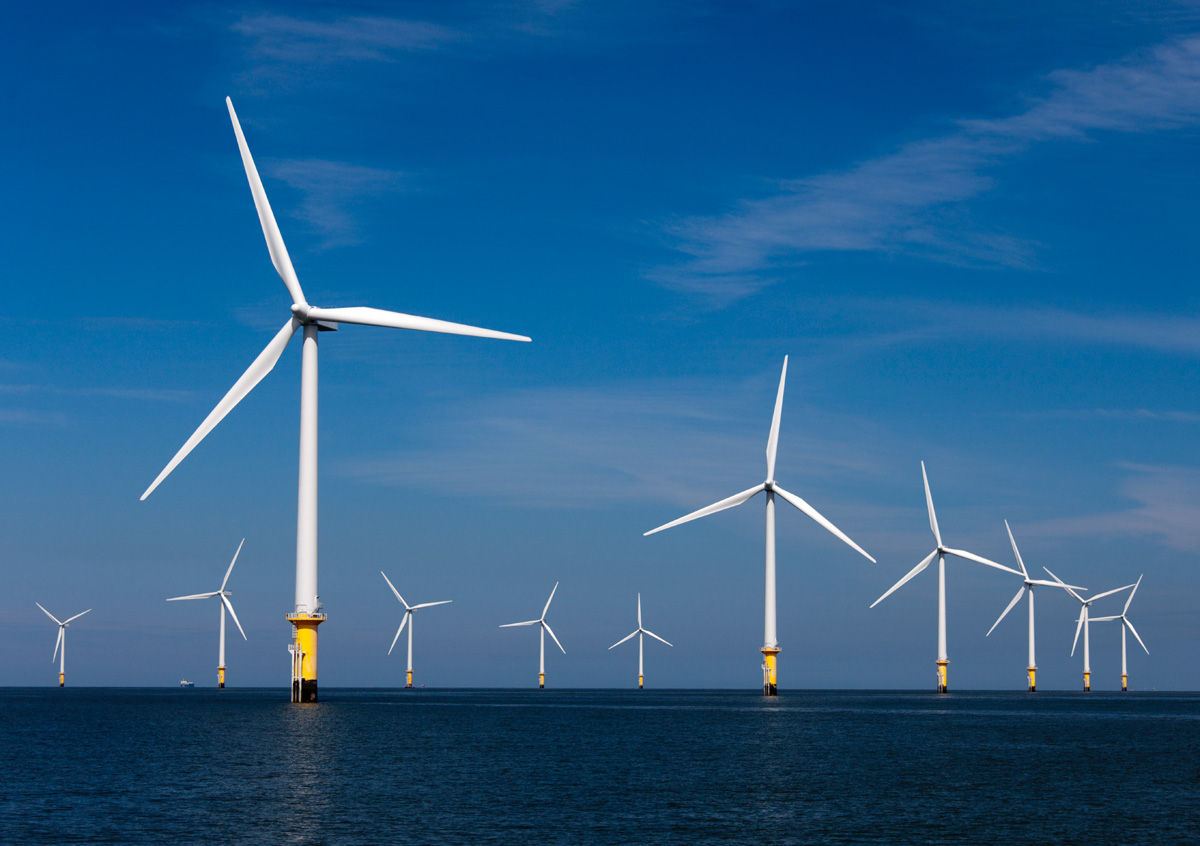 E.ON ha puesto en servicio el London Array, el parque eólico marino más grande del mundo, que cuenta con 630 megavatios (MW) de potencia