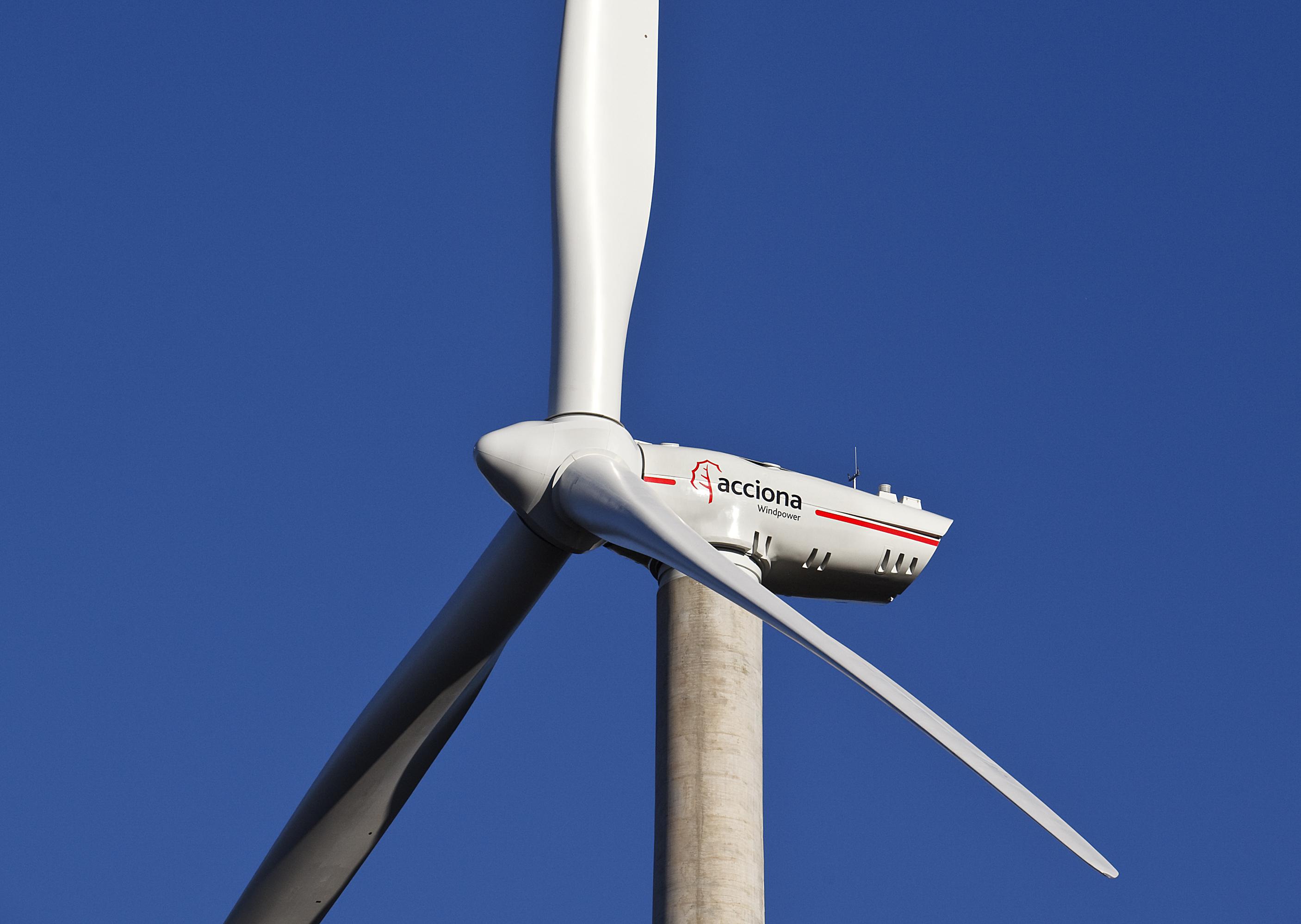 El beneficio de Acciona se reduce  el 40% por la reforma de las energías renovables (eólica, fotovoltaica y termosolar)