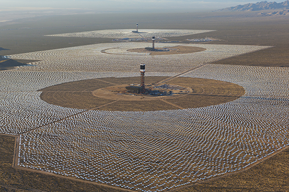 Ivanpah-Concentrating-Solar-Power