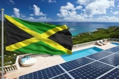 Jamaica utilizará energía solar fotovoltaica