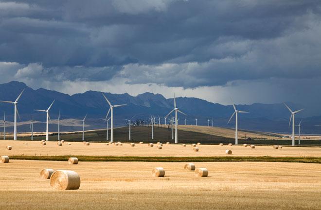 La patronal eólica de Canadá prevé 5 GW eólicos en Alberta, por José Santamarta