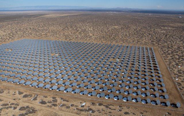Google invierte en energías renovables en África, con una gran central de energía solar fotovoltaica en Sudáfrica
