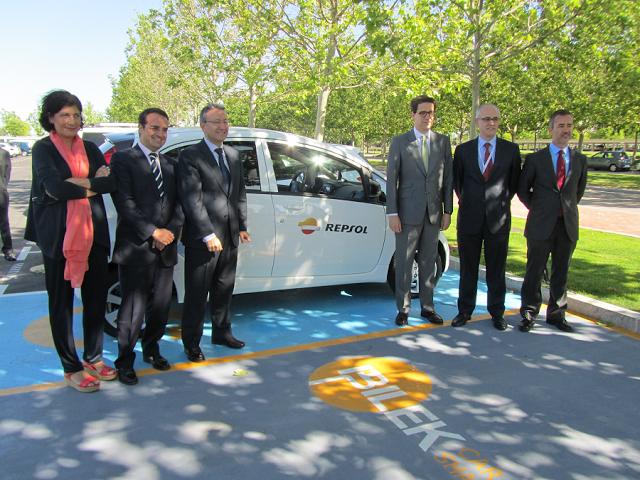 Vehículo eléctrico: Ibil, monta sus dos primeros puntos de recarga de coches eléctricos en Baleares