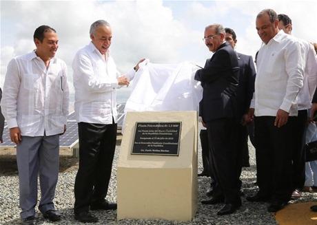Energías renovables en República Dominicana