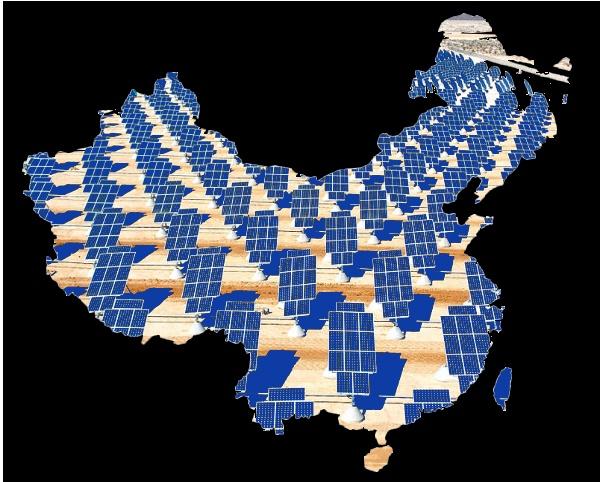 Energías renovables en China: Otros 5.040 MW de energía solar fotovoltaica instalados en el primer trimestre de este año