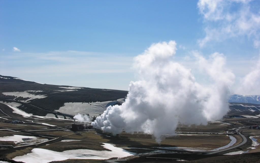 Chile energía geotérmica