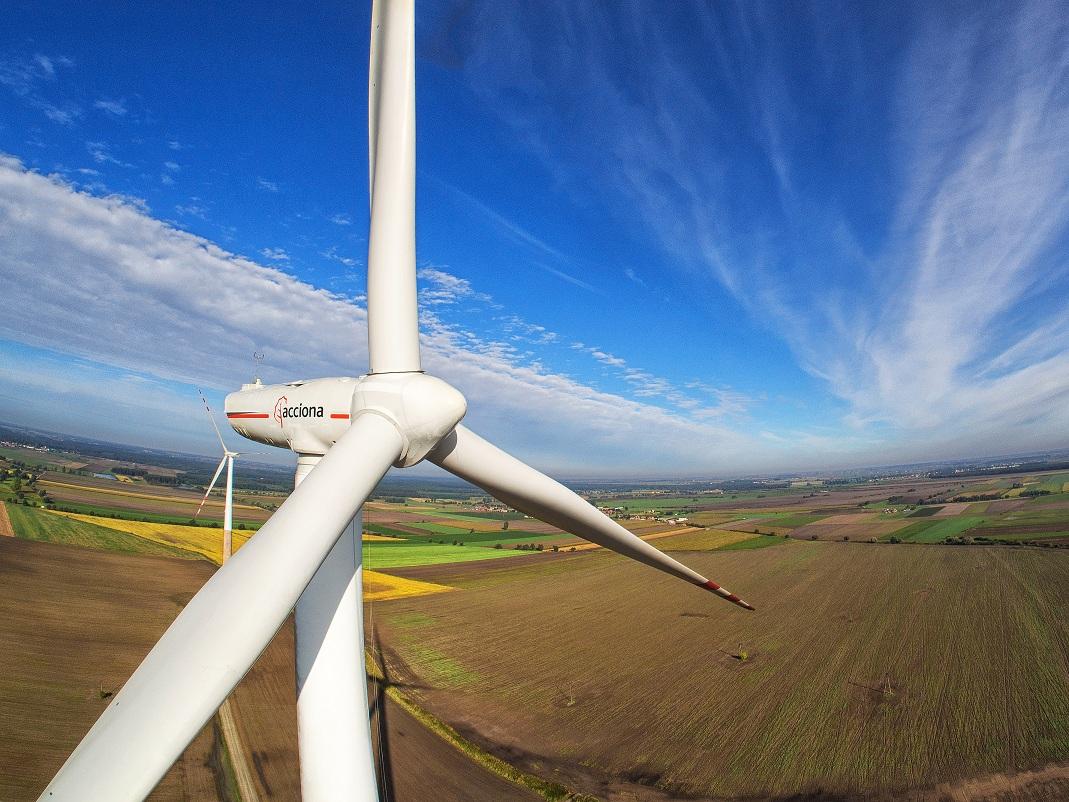 Eólica y energías renovables: Nuevas certificaciones para los aerogeneradores de 3 MW de Acciona.