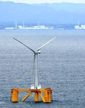 Japón aumenta la producción de energía eólica