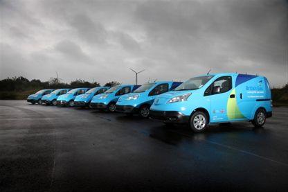Nissan-vehículos-eléctricos