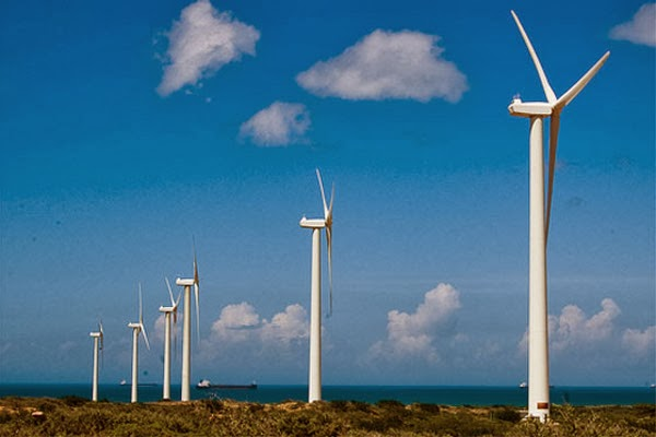 Prevén incorporar nuevos MW al Parque Eólico La Guajira