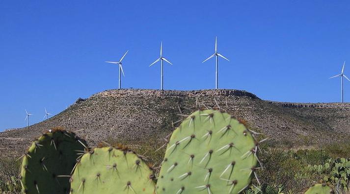 Eólica y energías renovables: Google desarrolla un parque eólico en Texas con aerogeneradores de Siemens