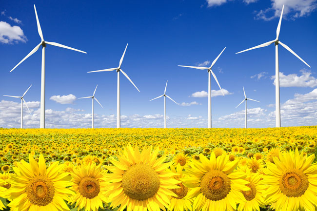 Eólica en España ha fabricado el 12% de los aerogeneradores del mundo