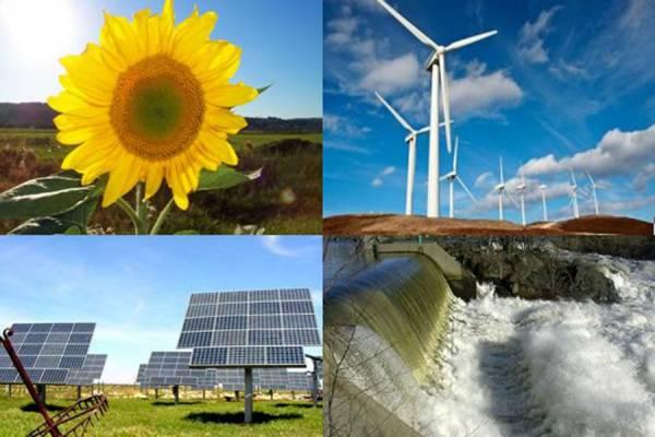 Asociaciones de energías renovables (eólica, termosolar y energía solar fotovoltaica) piden un objetivo europeo
