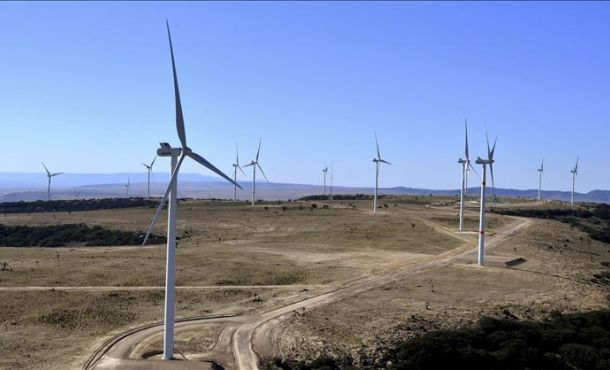 Jalisco eólica wind energy