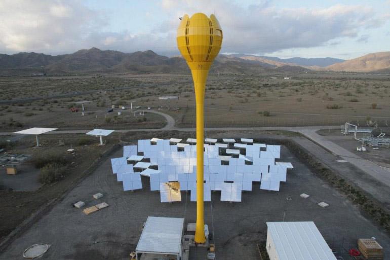 AORA SOLAR desarrollará una termosolar experimental en EE UU (Arizona)