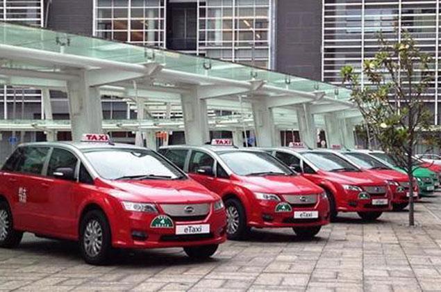 Montevideo apuesta por taxis eléctricos para impulsar las energías renovables