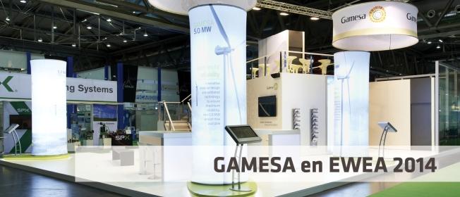 Energías renovables: Congreso de la energía eólica en Barcelona