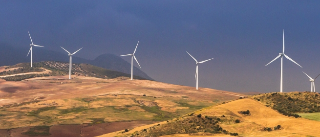 Eólica encabeza la inversión en energía en México