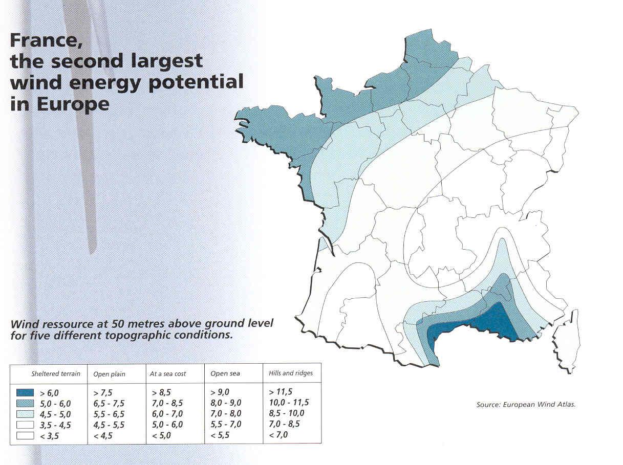 france wind energy
