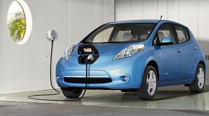 Vehículo eléctrico: Nissan lidera venta de coches eléctricos