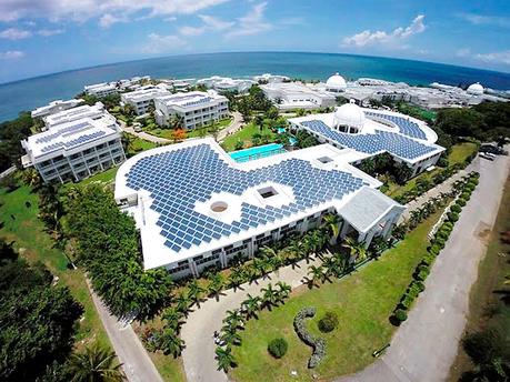 Ban felicita a las islas del Caribe por sus avances en energías renovables