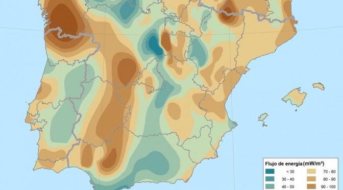 energía geotérmica de España podría generar 5 veces su capacidad eléctrica actual