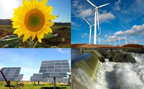 Energías renovables proden en 2013 el 22% de la energía mundial
