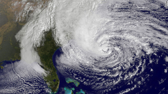 Hurricane Sandy's impact on wind turbines minimal