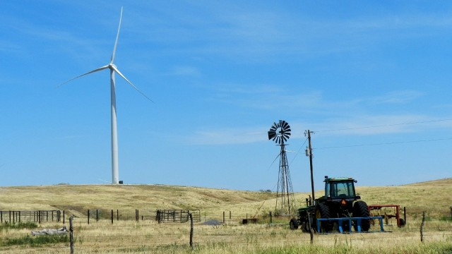 Nebraska wind energy wind turbine