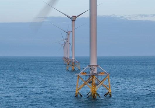 Navantia Puerto Real termina el encargo de Iberdrola de la estructura del parque eólico marino Wikinger de Alemania