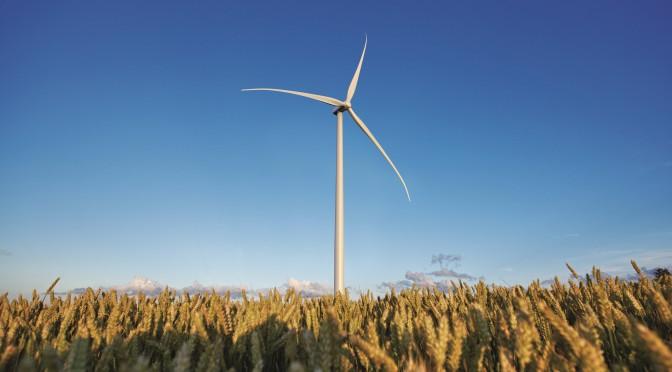 Schwacher Wind, starker Ertrag: Neue Siemens D3-Windturbine /  Low wind speeds, high energy yield: Siemens' new D3-series wind turbine