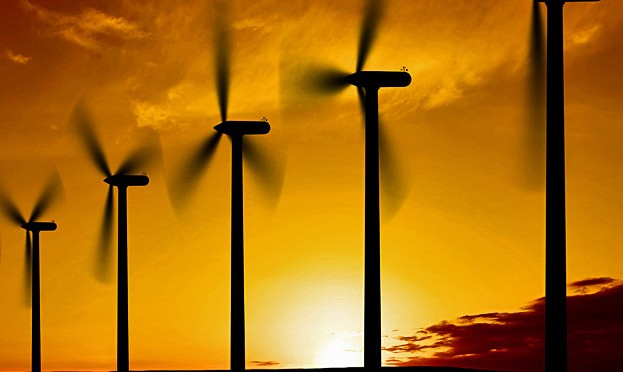 Eólica en México: Parque eólico con 50 aerogeneradores en San Luis Potosí de EGP