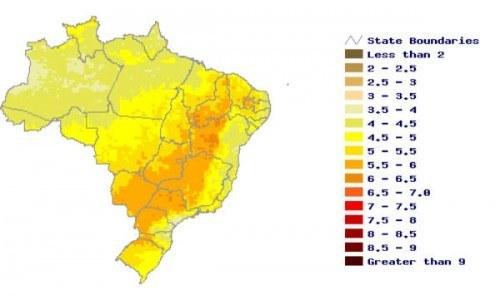 Brasil licita 769 MW de eólica y 890 MW de energía solar fotovoltaica.