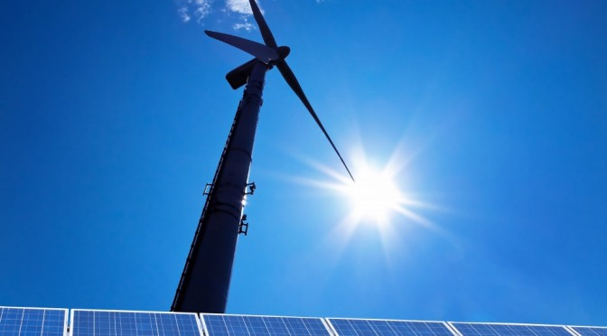 Chile cuenta con 1.800 megavatios de energías renovables no convencionales entre eólica, termosolar y energía solar fotovoltaica.