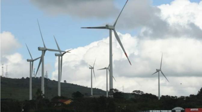 honduras eólica wind