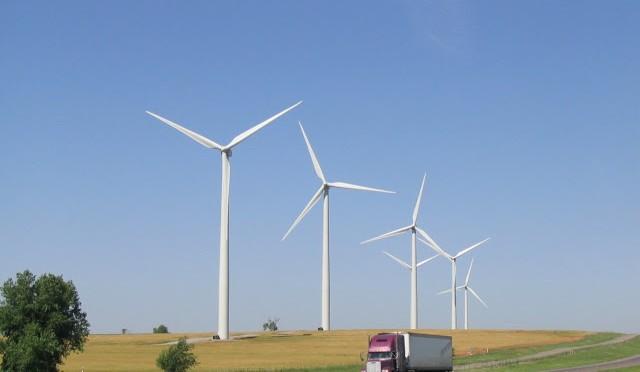 Eólica en EE UU: Parque eólico en Oklahoma de EGP